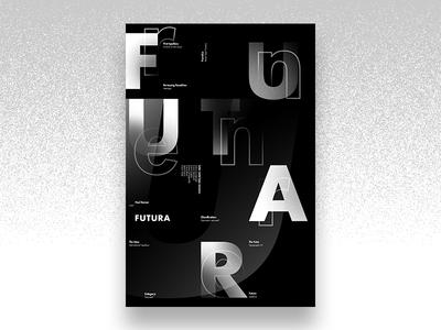 Futura brand graphic futura graphic design typography type
