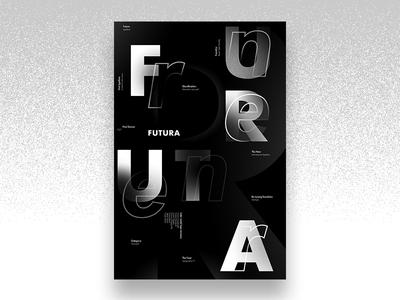Futura pt. 2 brand graphic futura graphic design typography type