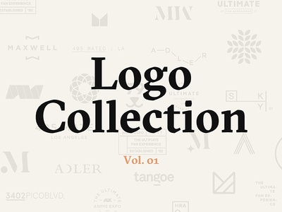 Check out my first logo collection icon symbol logotype logomark branding logo collection logo design logo