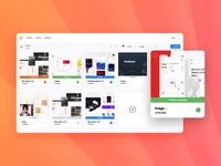 Showly.co ux webdesign ui web