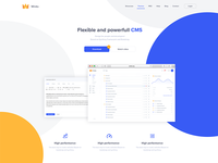 Windu CMS website v3