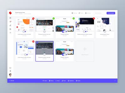 Symu.co - redesign