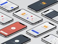 WIndu CMS - mobile app
