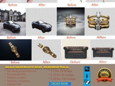 do remove background from any image and color corrections background remove photoshop