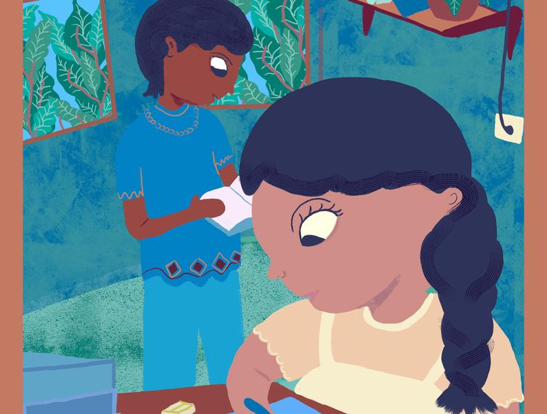 creer animation minimal icon illustration design illustrator desin