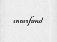 Unused CraftFund Logo