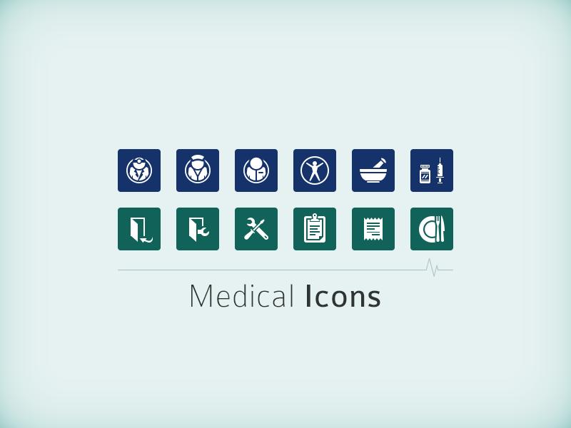 800x600 medical icons v3