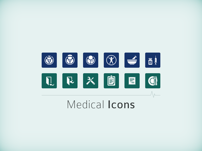 Medical Icons flat medical icon doctor nurse user anatomy pharmacy supplies admission maintenance dietetics