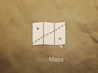 Voice Maps Logo