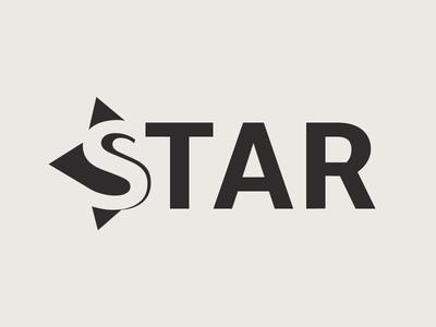 Logo STAR star logo vector
