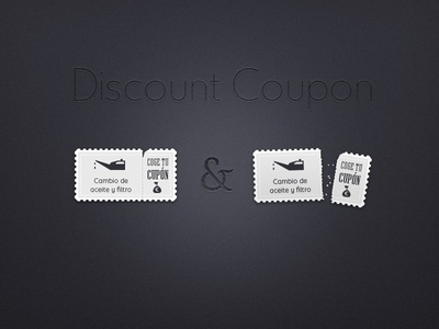 Discount Coupon illustration discount coupon cut cut lines