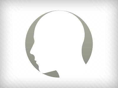 Head Logo (Making of) logo head vector circle making of