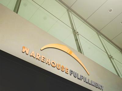 Warehouse Logo brand design logo