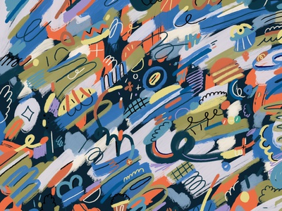 spunk feeling mood print artwork visual digitaldrawing wallpaper creative doodle background branding ui logo illustration line illuatration drawing design color abstract