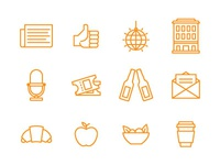 Unbounce Conversion Roadtrip Icons