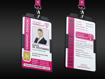 Business ID Card Design id business card id badges template id badge printing service id free id card template employee badges template doctors medical corporate card corporate company clients cards card business badge design flyer design event flyer artwork flyer template