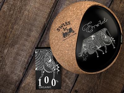 Swiss 15 Dairy Packaging package design packagingdesignagency creativeagency creative logo productpackagingdesign packagedesign packaging logo design brand identity branding illustration packaging design