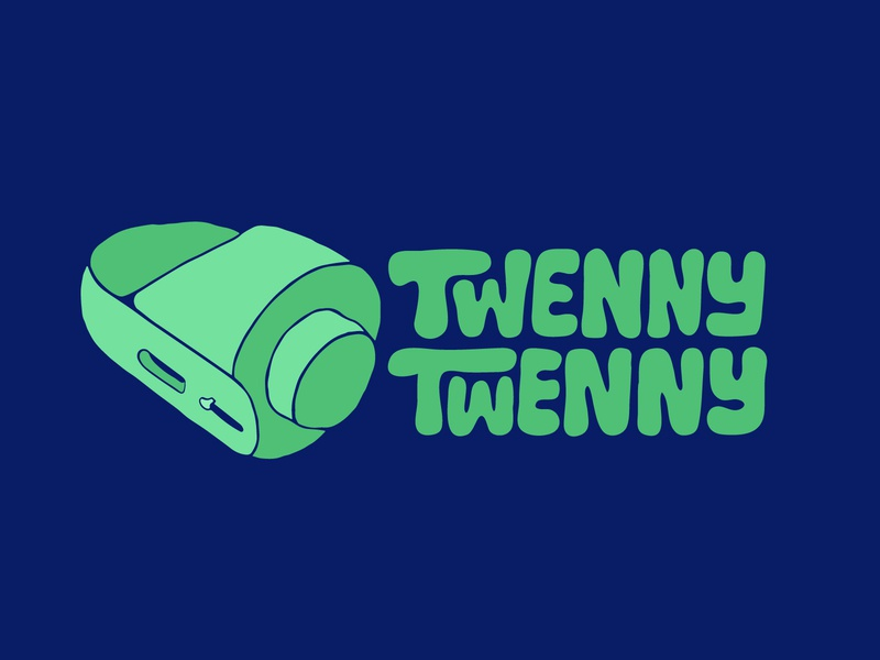 Twenny Twenny coronavirus covid-19 logotype designer procreate itsjerryokolo jerryokolo logodesign clientwork hand drawn typography handlettering custom lettering logo