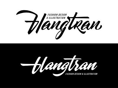 Hangtran - Branding design vn branding logo vietnam typography tonbui