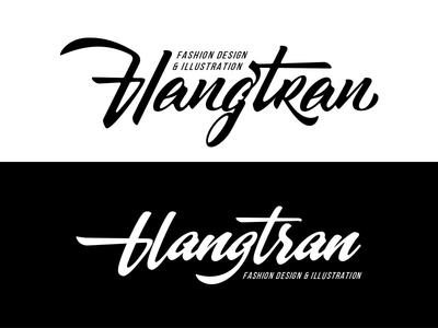 Hangtran - Branding design