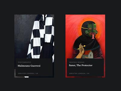 Hypemag showcase art minimal art magazine magazine portfolio