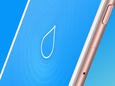 [Watter App] - Teaser solutions ui ux android ios app water eco watter