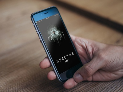 Spectre App Details wip fun app sony spectre details