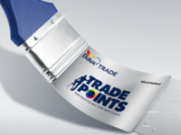 Dulux Trade Points Loyalty Card