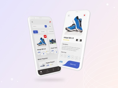 Shoes Store Mobile App best design trendy design mobile app design uiux design ui design e commerce shoes e commerce shop shoes online shop shoes store shoes app shoes android design android app android ui typography design app