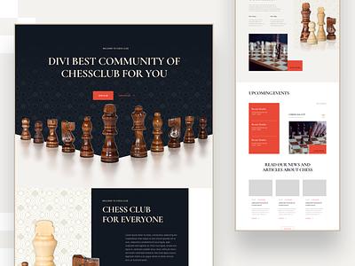 Chess Club branding isometric illustrations logo icon app icons ux ui web design illustration