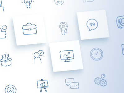 Icons flat animation isometric illustrations logo icon app ux web ui design illustration icons