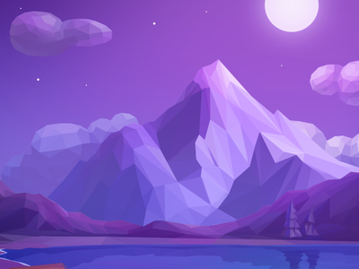 Wallpaper For Your Phone - Free Download lowpoly download freebies illustration