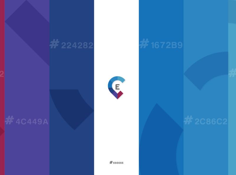EDUKAC   ...Branding travel agency illustration brand identity visual identity vector marcapersonal logodesigns design branding brand
