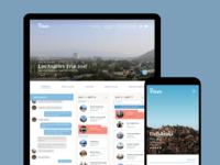 Viken — Travel Planning App