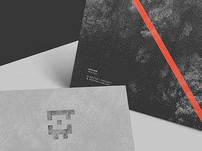 Mortem — ABS12007 dnb label cover vinyl