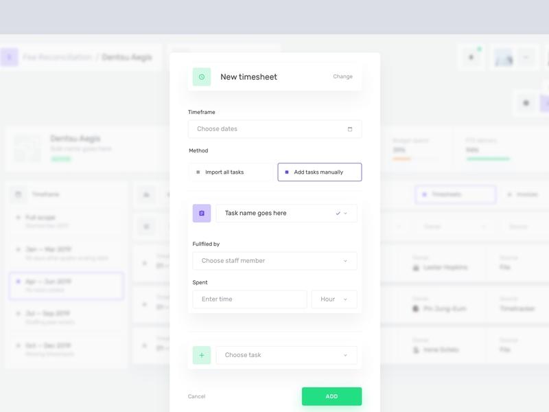 Desktop App — Forms