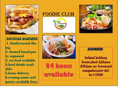 food poster designideas graphicdesign