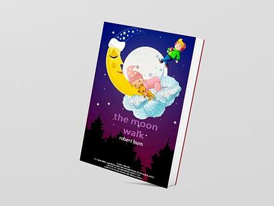 nursery story book cover branding design designideas graphicdesign