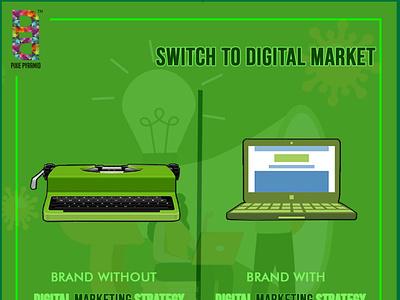 digital vs traditional marketing creative design illustrator photoshop branding designideas graphicdesign