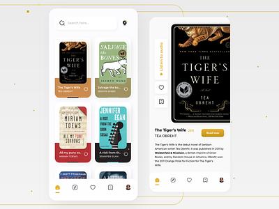 E-novel store popular trending concept novel ui  ux uiuxdesign uidesign ui design ui appdesign uiux