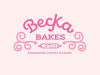 Becka Bakes Logo