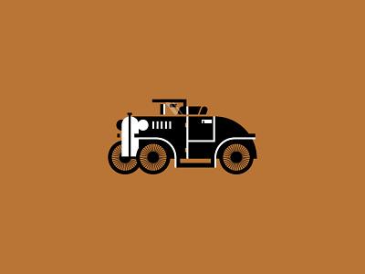 Oldtimer oldtimer auto car illustration
