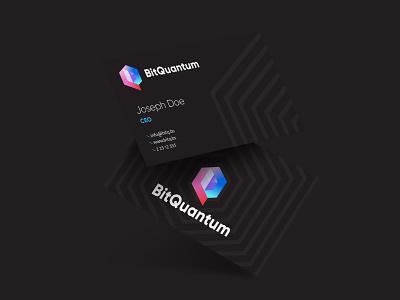 BitQuantum bc business card