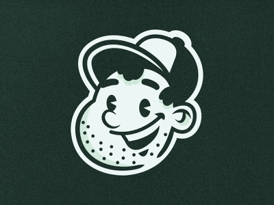 My new avatar oreskovicdesign mascot retro avatar illustration