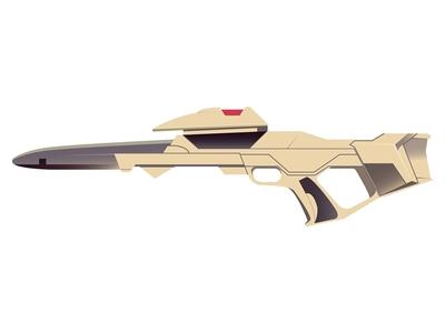Phaser Rifle 2373