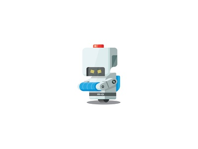 MO mo icon illustration movie cartoon droid robot wall-e