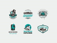 Small collection of logos