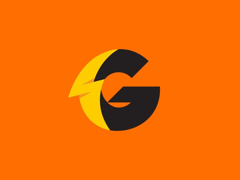 Gatorade fun logo concept idea gatorade