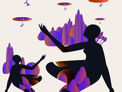 Illustration for MAPS Organization icon design vector illustration art illustration