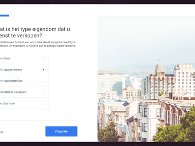 Flow to post a home immo real estate rocket redesign responsive flow
